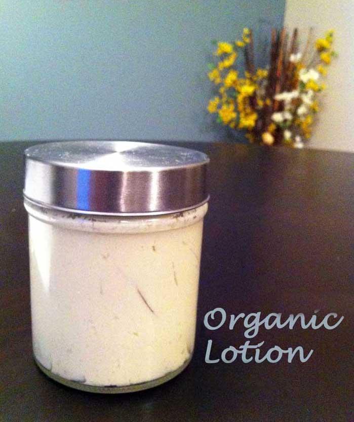 OrganicLotion