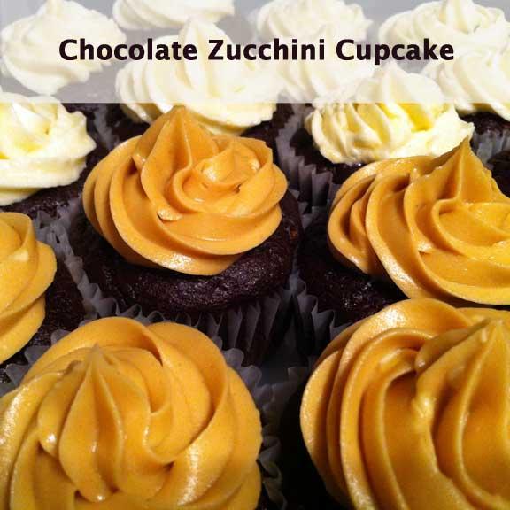 ChocolateZucchiniCupcake