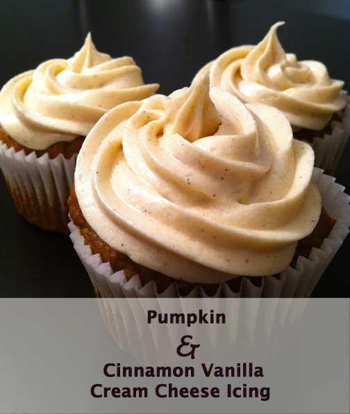 pumpkinCupcake