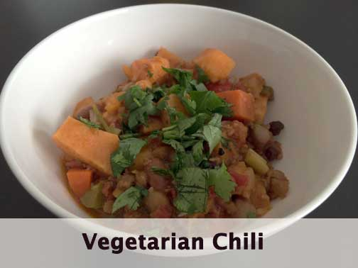 VegetarianChili