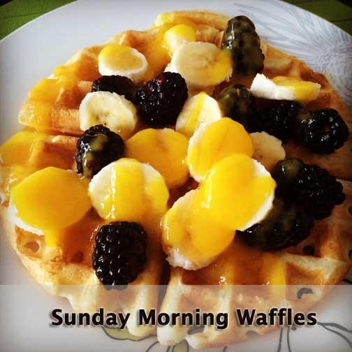Waffles | MishMash Globe