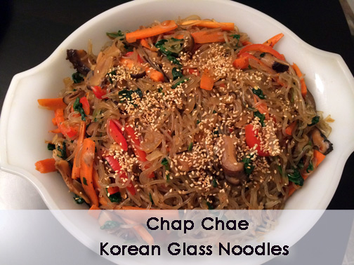 MishMash Globe | Chap Chae