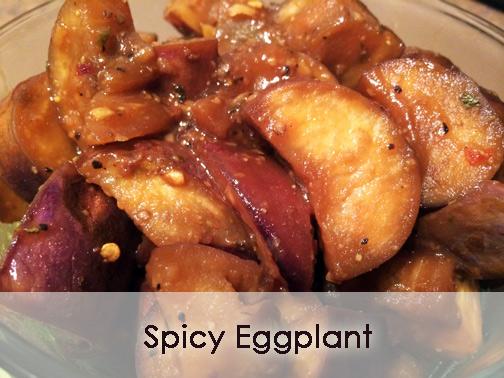 MishMash Globe | Spicy Eggplant