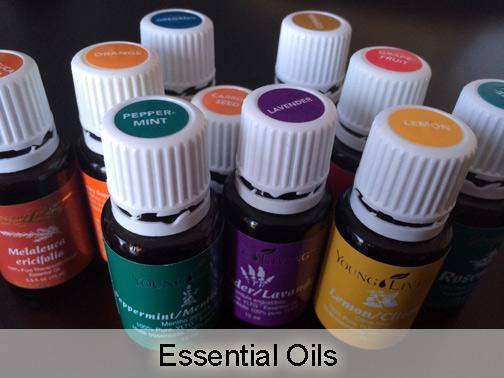 MishMash Globe | Essential Oils