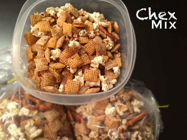 MishMash Globe | Chex Mix