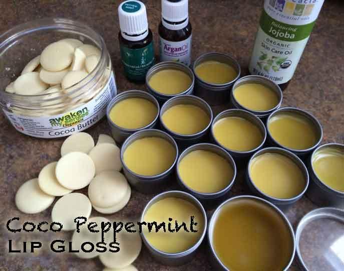 MishMash Globe | Coco Butter Lip Gloss