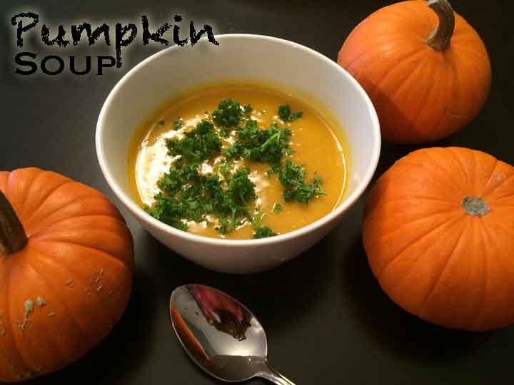MishMash Globe | Pumpkin Soup